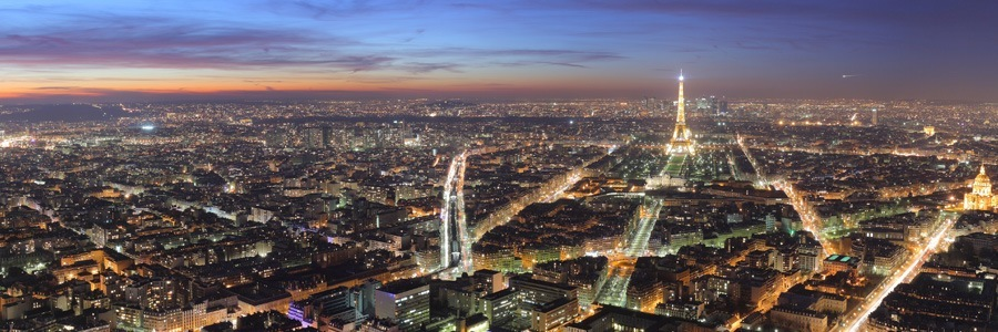 Apartment Hotels in Paris with City View