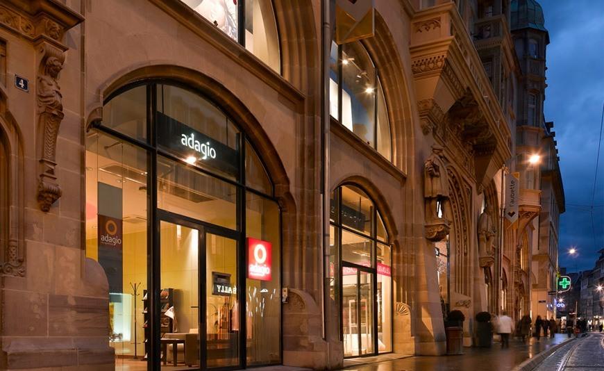 Adagio strasbourg place kl ber apartments in strasbourg for Appart hotel kleber strasbourg