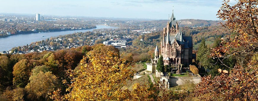 Bonn Drachenburg Castle Apartment Hotels