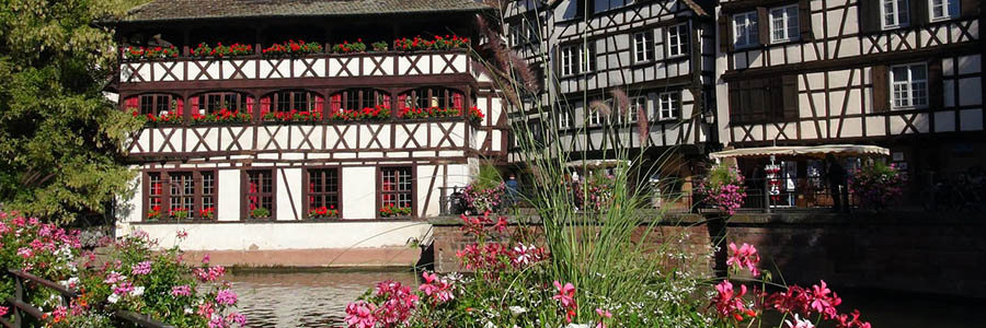 Apartment Hotels in Strasbourg channel