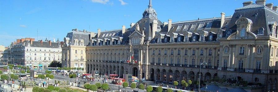 Apartment Hotels in Rennes near Place de la Republique