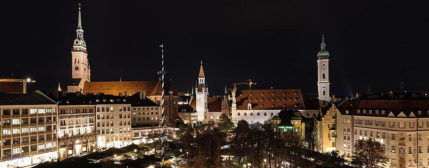 Aparthotels in the center of Munich