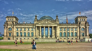 Reichstag: Sightseeing in Berlin for Business Travelers