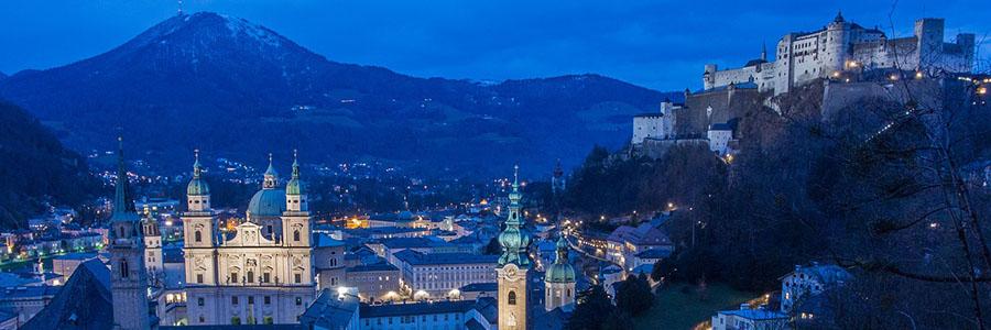 apartment hotels in Salzburg